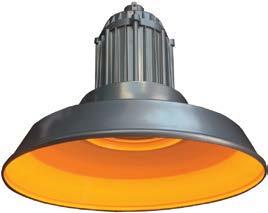 LEDalux - Turtle Vaporproof Straight Shade