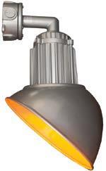 LEDalux - Turtle Vaporproof Angled Shade