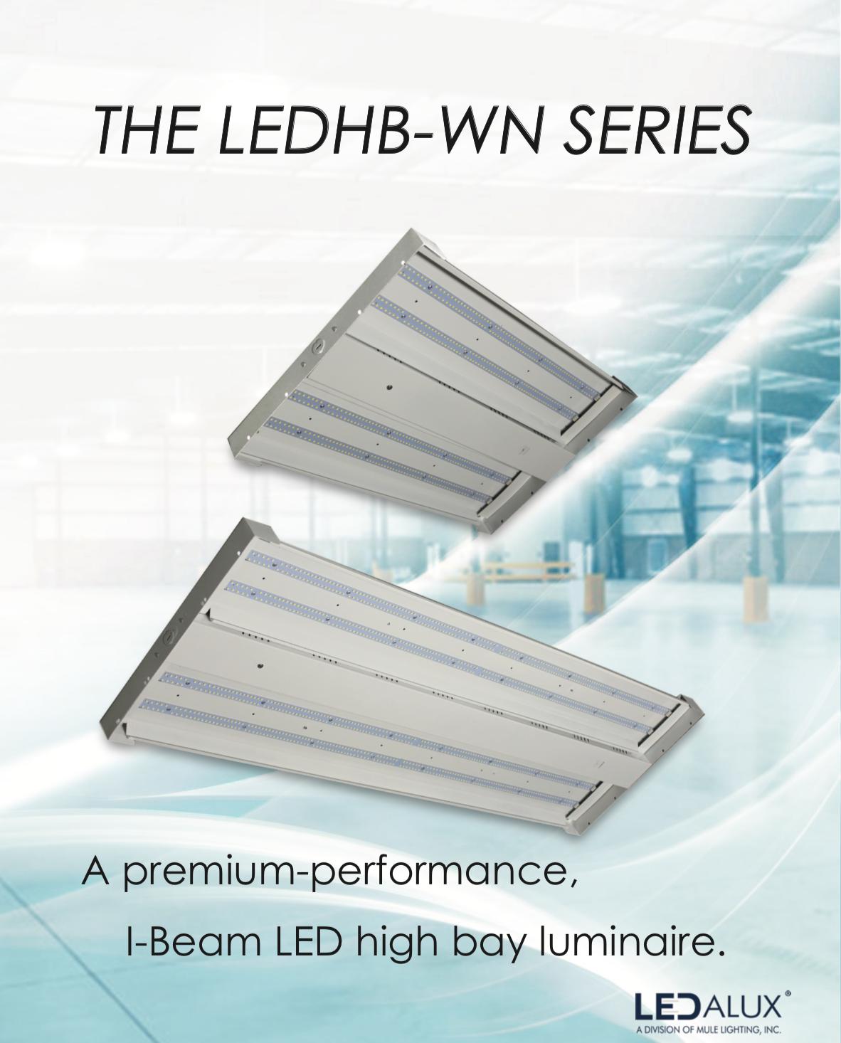 LEDalux LEDHB-WN Series Literature