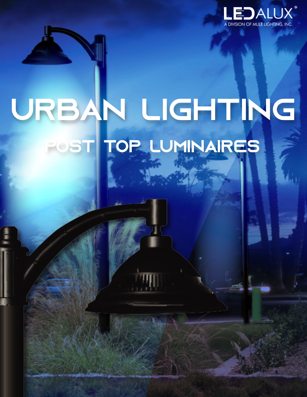 LEDalux Urban Lighting Literature