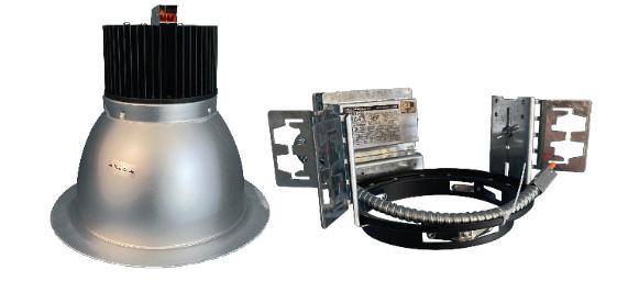 LEDalux - 6″ Architectural Frame and Trim Set